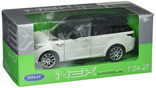 Welly Collection 1:24 2015 Land Rover Range Rover Sport Diecast Model Car