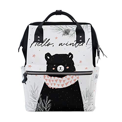 Wedding Romantic Bridal Bouquet Large Capacity Diaper Bags Mummy Backpack Multi Functions Nappy Nursing Bag Tote Handbag for Children Baby Care Travel Daily Women