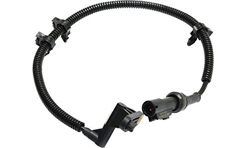 Ford Explorer Speed Sensor (Evan-Fischer EVA1538061658 ABS speed sensor for EXPLORER / MOUNTAINEER 02-05 ABS Rear RH=LH 2 Male Pin Terminals)