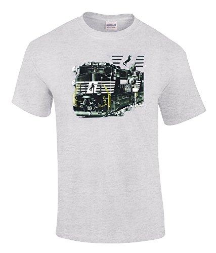 (Daylight Sales Norfolk Southern T-Shirt Kids Small (6-8) [20008] Gray)