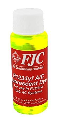 FJC FJC6810 UV Leak Detection Dye 1. Fluid_Ounces