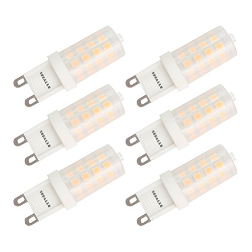 Dimmable G9 LED Bulb Seealle 4W Warm White 3000K G9 for sale  Delivered anywhere in USA
