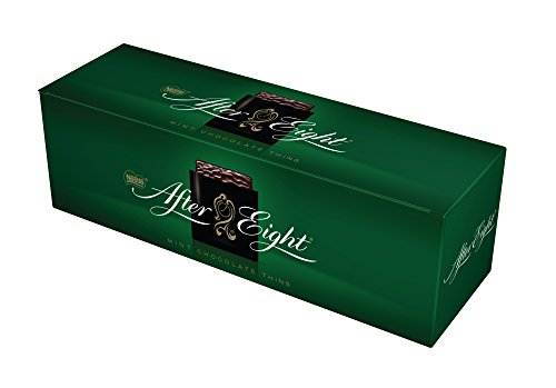 Mints Eight (Nestle After Eight Mint Chocolate Thins 30 Mints - 300g/10.5oz)