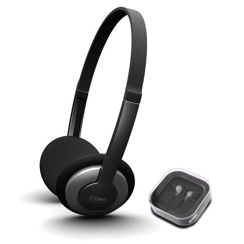 Coby Professional Headphone - 9
