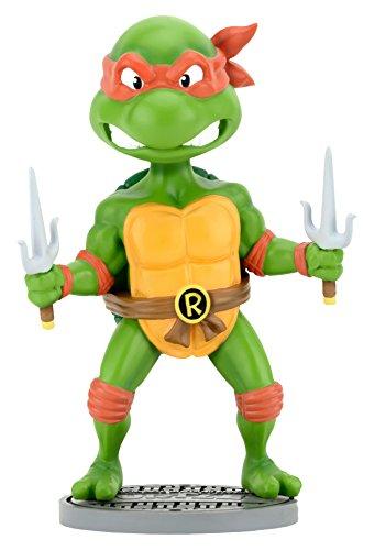 NECA Teenage Mutant Ninja Turtles (Classic) Head Knocker Raphael Toy Figure