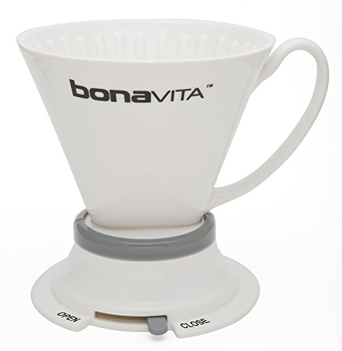- Bonavita Wide Base Porcelain Immersion Dripper