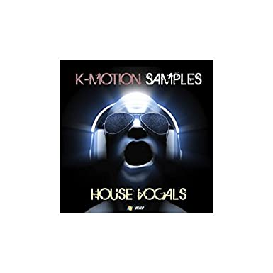 Vocal pack - K-Motion House Vocals - Download Sample Pack