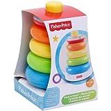 Fisher-Price Brilliant Basics Rock-a-Stack (Multicolour)