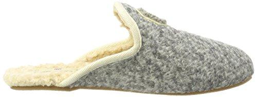 Grau GANT Lazy Grey Pantoffeln Damen Melange q6O6t
