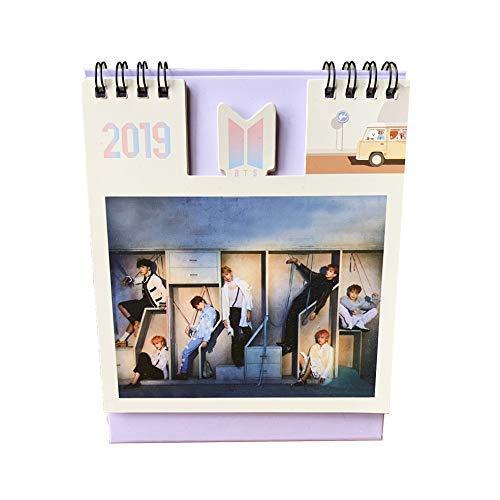 BTS Calendario 2019 BTS [Importado] xsr