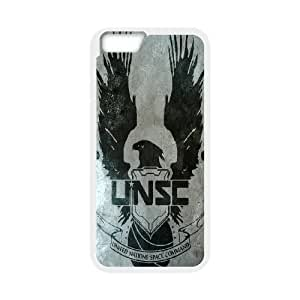 Custom Case Halo 4 For iPhone 6 4.7 Inch L5Z8Q2964
