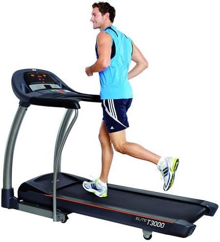 Cinta de correr Horizon fitness Elite-serie Elite T3000: Amazon.es ...