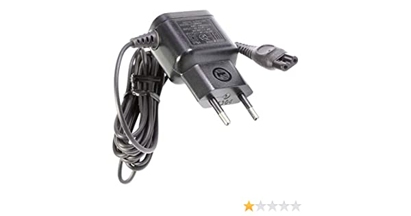 Cargador original para afeitadoras eléctricas Philips 220V-240V para modelos S9090, HC3424, HC5438/15, HC5438/80, S3110, S3520, S5110, S5400, S5520, S5550, S5572 y S7310.: Amazon.es: Salud y cuidado personal
