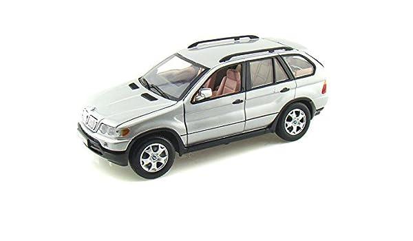 BMW X5 1//18 Silver