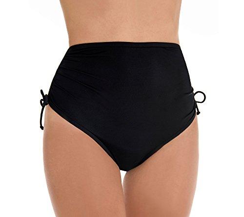 Trimshaper Womens Swimsuit - Trimshaper Side Tie Brief Bottom 18