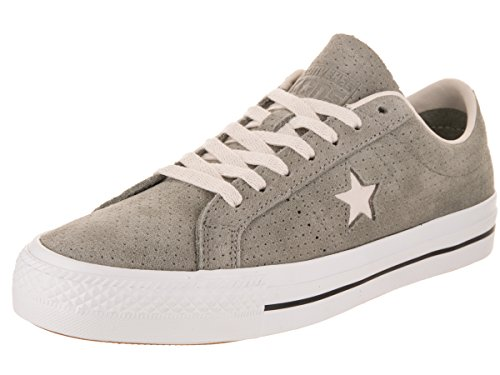 Converse Unisex One Star Pro Ox Skate Shoe Stucco Scuro / Legni / Bianco