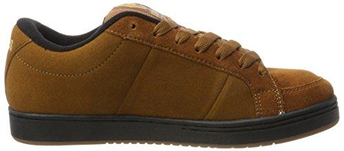 Marron Homme black Sneakers Kingpin brown Basses Etnies UvqAHI1x