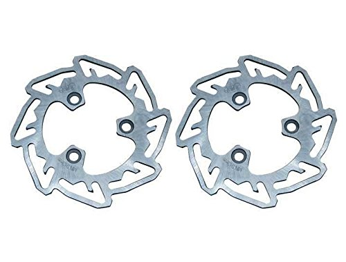 Motor Fitting 2PCS Racing Sport Brake Disc Rotor Fit For Honda DIO 50 50 FRONT - L / R