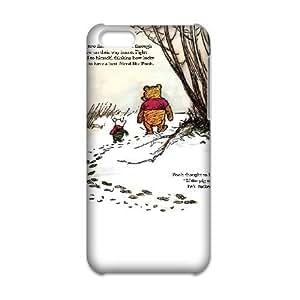 JiHuaiGu (TM) iPhone 6 6S 4.7 Inch funda Winnie the Pooh personalizado temático iPhone 6 6S 4.7 Inch funda OJ8859