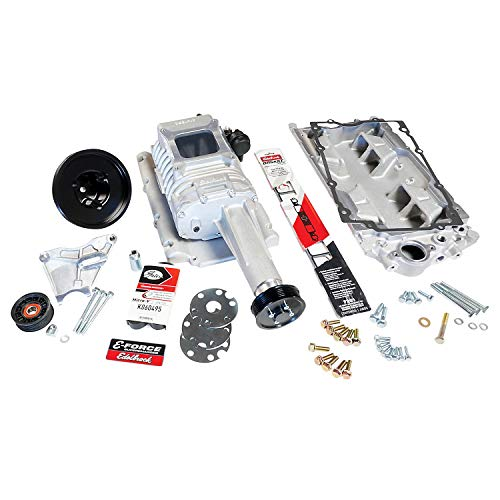- Edelbrock 1551 SUPERCHARGER
