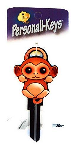 (Ilco Monkey Shape Personali-Key Kwikset KW Key Blank)