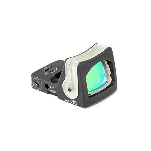 Trijicon RM03 RMR 13 MOA Dual-Illuminated Amber Dot Sight (9 Moa Amber Dot)