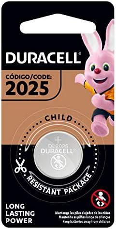 - 41 2B11r7NHGL - Duracell Pila Tamaño 2025 1 Pza, Pila Eizada, Paquete de 1