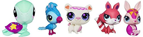 Littlest Pet Shop Collector Set with Turtle