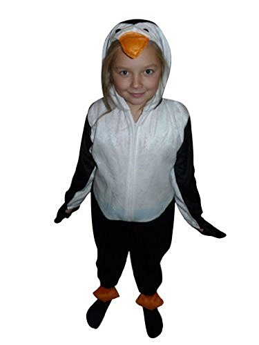 Penguin children-s halloween costume-s, baby girl-s boy-s kid-s, J35 Size: 8