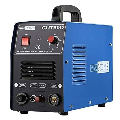 VIVOHOME Plasma Cutter Cutting Machine Dual Voltage 110V/220V