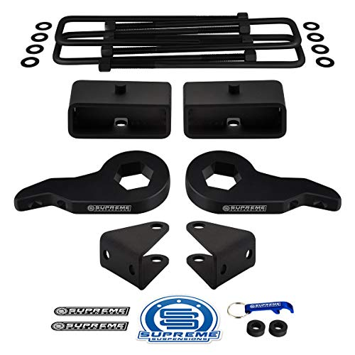 06 chevy 2500hd lift kit - 2