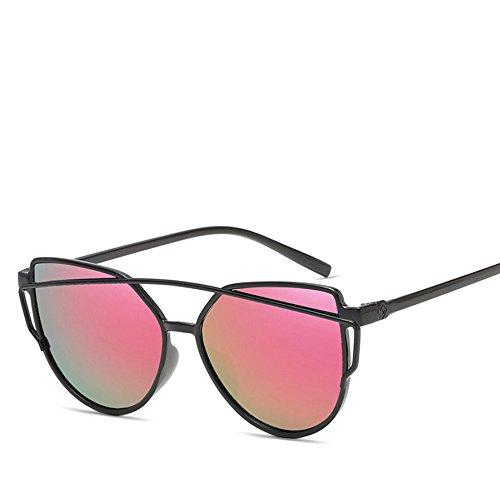 Moda Estados De Unidos De Nueva Hipster Color Europa Los Trend D Gafas Caja Y Metal Sol Madera Grano Unisex Casual G CX De De Personalidad De Sol Gafas GUOHONG ETqXwX