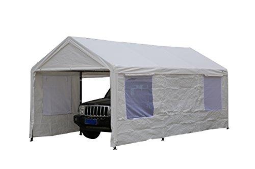 sorara-carport-10-x-20-ft-heavy-duty-canopy-garage-car-shelter-with-windows-and-sidewalls-white