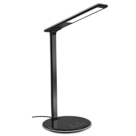 Amazon.com: Lámpara LED de escritorio, lámpara de mesa ...