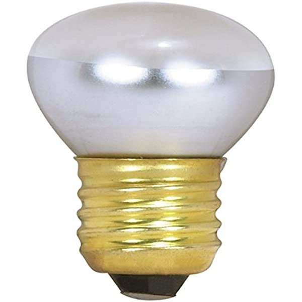 Replacement for Satco 40r14 E26 Light Bulb by Technical Precision 2 Pack