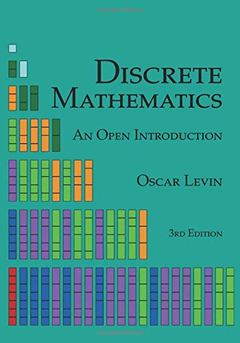 Discrete Mathematics  An Open Introduction