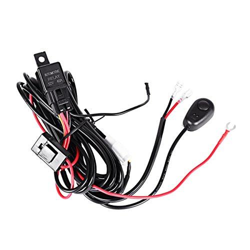 wiring harness  powlab 2 5 metrer dc 12v 40a wiring