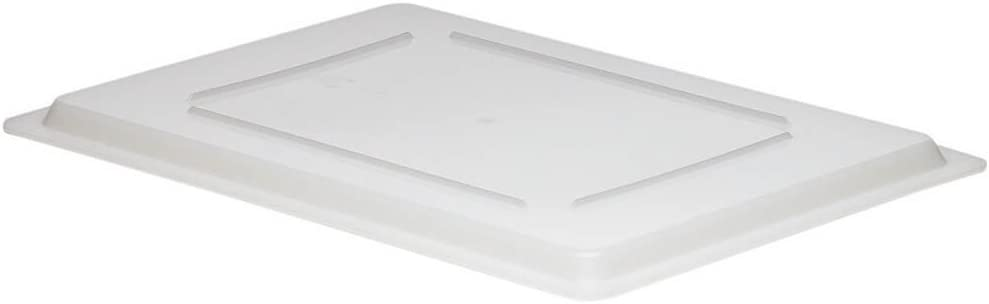Cover, Food Storage, Flat, 18'' X 26'', Natural White, Polyethylene (6 Pieces/Unit)