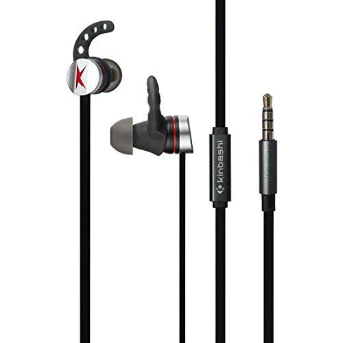 Kinbashi Stereo Sound Earbuds Microphone product image