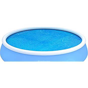 Amazon Com Ecosavr Solar Fish Liquid Pool Cover For