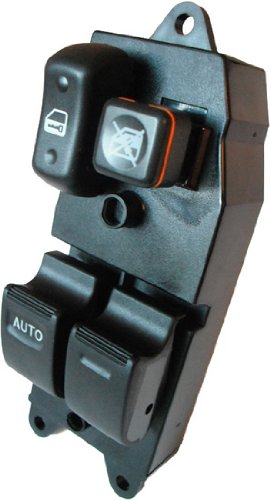 2000-2006 Toyota Tundra Window Master Control Switch (00 01 02 03 04 05 06 driver side, power, button, panel, door, lock)