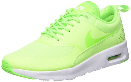 Thea Green White NIKE Baskets Air Femme Elctrc Green Verde Ghost Max qFwfxSwE