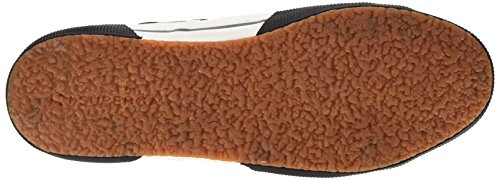 Superga 2754-plusnylu - Zapatillas de deporte Unisex adulto Negro