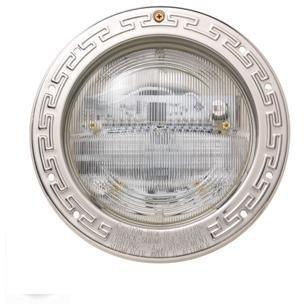 - Pentair 601307 IntelliBrite 5G White Underwater LED Pool Light, 12 Volt, 100 Foot Cord, 500 Watt Equivalent