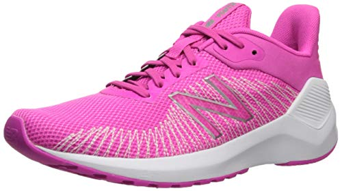 New Balance Women's VENTR V1 Running Shoe, Peony/Pink, 7 W US