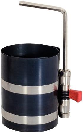 KS Tools 150.1142 - Compresor de aros de pistón, 57-125mm