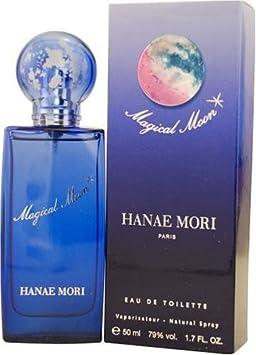 Hanae Mori Magical Moon By Hanae Mori For Women, Eau De Toilette Spray, 1.7-Ounce Bottle