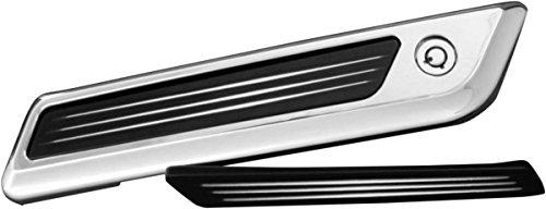Accutronix Diamond Saddlebag Latch Inserts - Night Series BLI14-IN