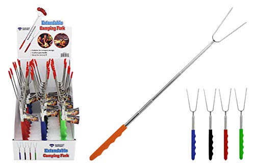 DollarItemDirect Promo Extendable Camping Fork, Case of 96