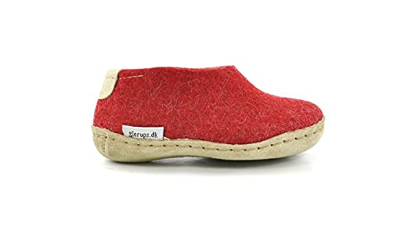 Felt Shoes Toddler Glerups Kids AK-02